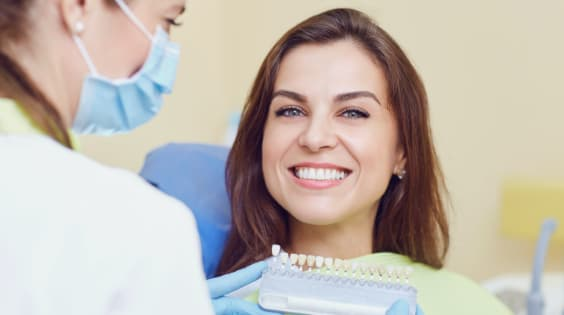 Cosmetic Dentist in North Raleigh