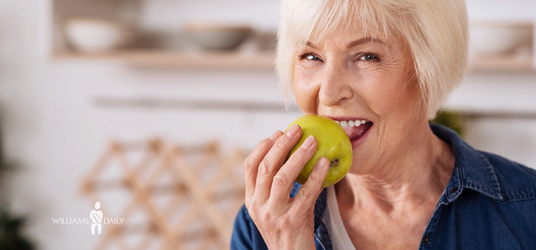 Dental Implants Look and Feel Like Natural Teeth